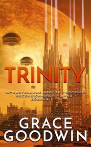 Trinity: Ascension-Saga: Bücher 1-3 (Band 1)