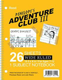 Penelope's Adventure Club 3