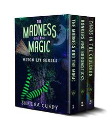 The Madness and the Magic Box Set: Witch Lit Series