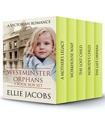 Westminster Orphans: Victorian Romance 5-book Box Set