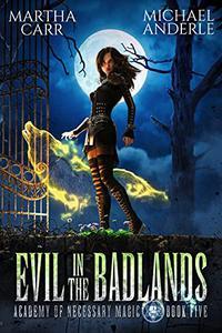 Evil in the Badlands