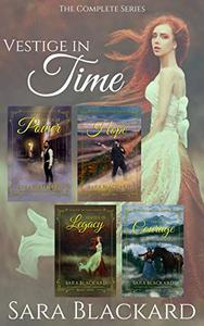 Vestige in Time: The Complete Christian Time Travel Series