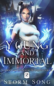 Young and Immortal: A Reverse Harem Paranormal Romance