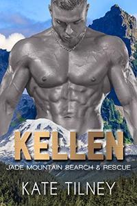 KELLEN (Jade Mountain Search & Rescue #7): a BBW, mountain man instalove short romance