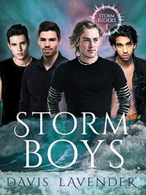Storm Boys (Storm Riders 1): A Gay Harem Paranormal Romance