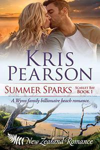 SUMMER SPARKS: Sexy billionaire family beach holiday romance