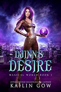Djinn's Desire:  A RH YA/NA Fantasy Romance