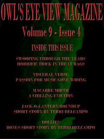 Owl's Eye View Magazine - Volume 9 - Issue 4