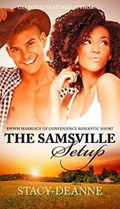 The Samsville Setup: BWWM Marriage of Convenience Romantic Short