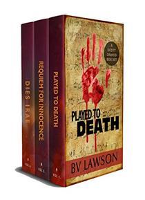 The Scott Drayco Series: Books 1-3: The Scott Drayco Series Box Set
