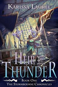 Heir of Thunder: A Young Adult Steampunk Fantasy