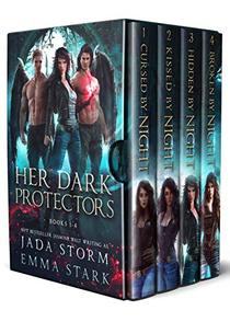 Her Dark Protectors Books 1-4: Complete Series Boxed Set Collection