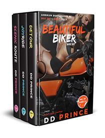 Beautiful Biker Books 1,2,3 Box Set: Dominion Brotherhood MC Romance Series