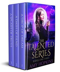 The Talented Series: Books 1-3