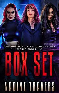 Boxset: Vampire on the Run - Blood Rebellion - Seal of Solomon