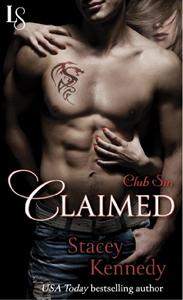 Claimed: A Club Sin Novel