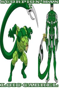 Scorpion-man I