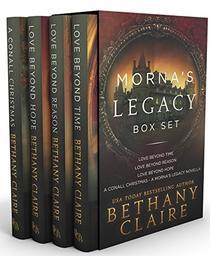 Morna's Legacy (Box Set #1): Scottish Time Travel Romances