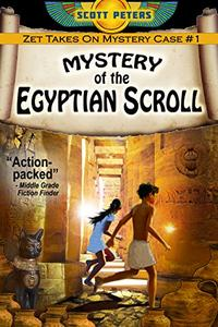 THE MYSTERY OF THE EGYPTIAN SCROLL