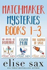 Matchmaker Mysteries Books 1-3