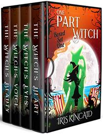 One Part Witch Series: Books 1-4: Cozy Witch Mysteries