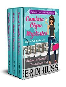 Cambria Clyne Mysteries Boxed Set
