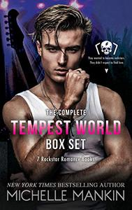 The Complete Tempest World Box Set: 7 Rockstar Romance Books