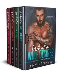 Lux Catena Complete Series Box Set: Wolf Shifter Paranormal Romance