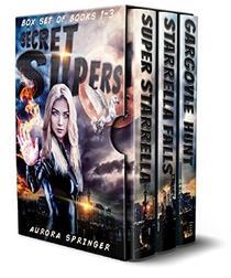 Secret Supers: Box Set of Books 1-3