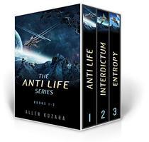 The Anti Life Series Box Set: Books 1-3