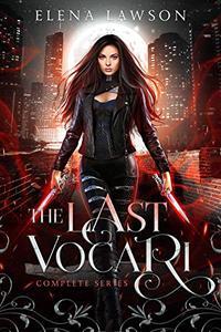The Last Vocari: A Reverse Harem Vampire Romance