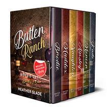 Butler Ranch Boxed Set Volume 2: Books 1–5