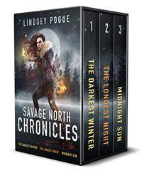 Savage North Chronicles Vol 1: Books 1 - 3: Superhuman Post-Apocalyptic Survival Series