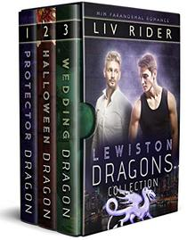 Lewiston Dragons Collection: MM Shifter Romance