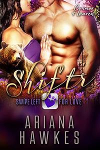 Shiftr: Swipe Left for Love (Connor & Lauren): BBW Bear Shifter Romance