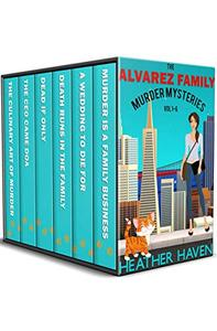 The Alvarez Family Murder Mysteries: Vol 1-6