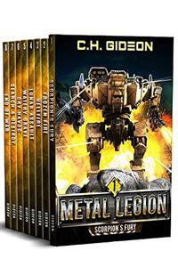 Metal Legion Complete Series Omnibus: Mechanized Warfare on A Galactic Scale