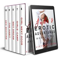 Jade's Erotic Adventures: Books 6 - 10