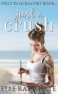 Just a Crush: A sweet, small town beach novella.