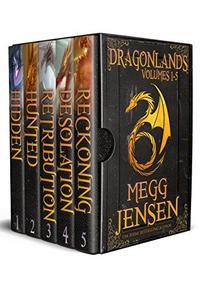 Dragonlands Omnibus: Hidden, Hunted, Retribution, Desolation, and Reckoning