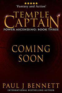 Temple Captain: An Epic Military Fantasy Novel