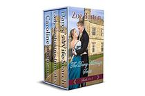 The Darcy Marriage Series: Books 1 - 3