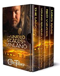 The United States of Vinland: Four Tales From Norse America: The Landing, Young Ravens and Hidden Blades, Red Winter, and Loki's Rage