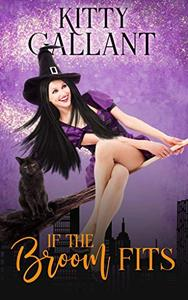 If The Broom Fits: A Witchy Second Chance Romance