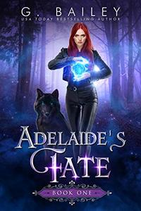 Adelaide's Fate: A Paranormal Reverse Harem Novel