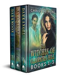 The Witches of Cleopatra Hill, Books 1-3: Darkangel, Darknight, & Darkmoon