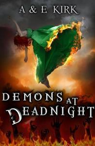 Demons at Deadnight: A Paranormal Urban Fantasy Romance Thriller
