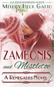 Zambonis and Mistletoe - A Hockey Holiday Romance