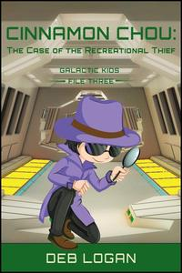 Cinnamon Chou: The Case of the Recreational Thief