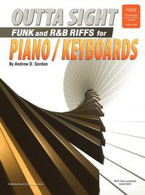 Outta Sight Funk and R&B Riffs for Piano/Keyboards